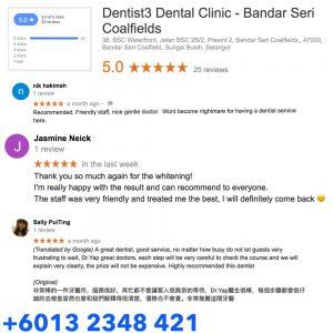 dentist3-5-star-rating-november-2017