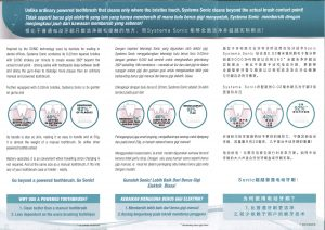 Systema Sonic Brochure 2