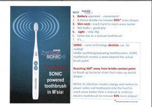 Systema Sonic brief